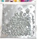 Preciosa Crystal 6mm Bicone Crystal Lagoon 72pcs