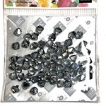 Preciosa Crystal 6mm Bicone Crystal Valentinite 72pcs