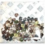 Preciosa Crystal 6mm Bicone MIX Artistic Inspiration 72pcs