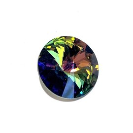 SWAROVSKI Rivoli Vitrail Medium 18mm 1 pc