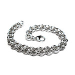 Hyperlinks Chain Maille Jens Pind Linkage (JPL) Bracelet Kit