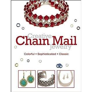 Creative Chain Mail Jewelry BOOK