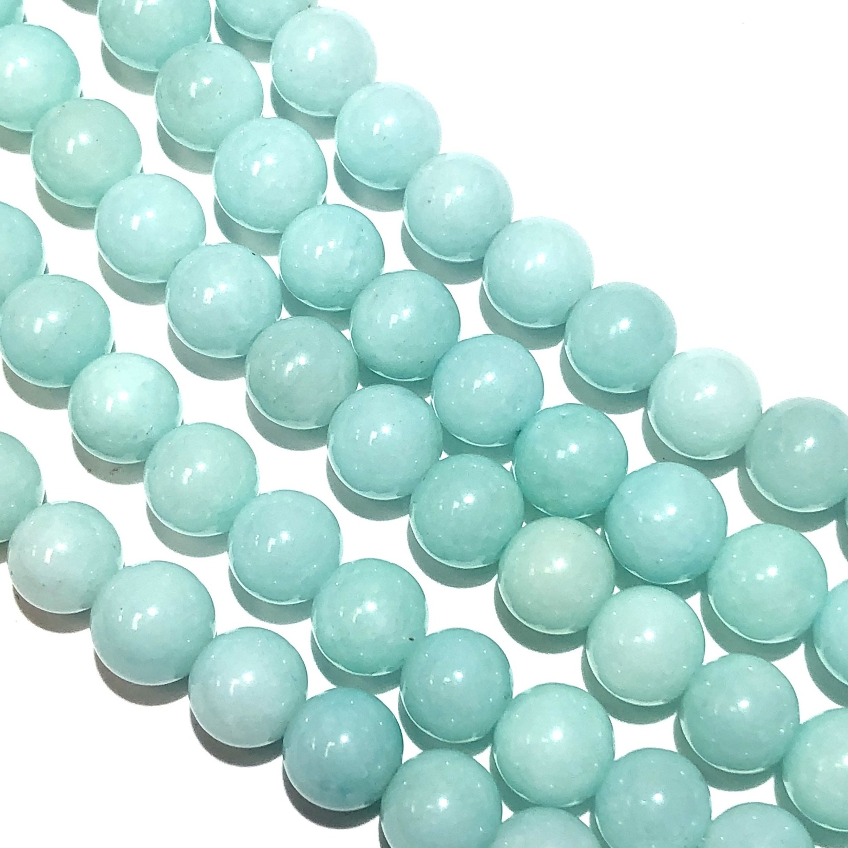 Common Jade Robin's Egg Blue 6mm Round