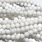 Jade (Candy, Mountain) Dyed White 6mm Round