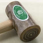BeadSmith 4 oz Rawhide MALLET 1.25 inch Face