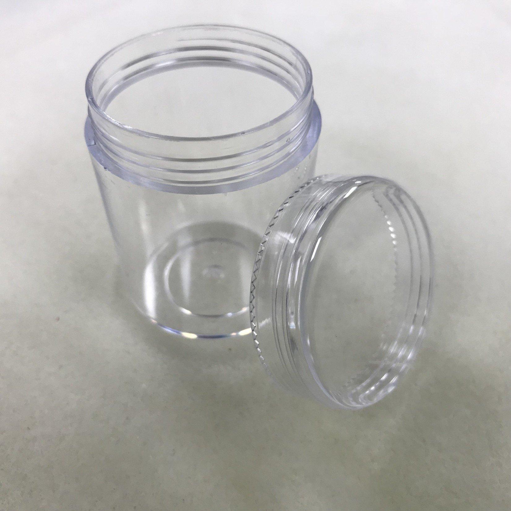 12 Bottle Plastic Bead Storage Container 5.5cm
