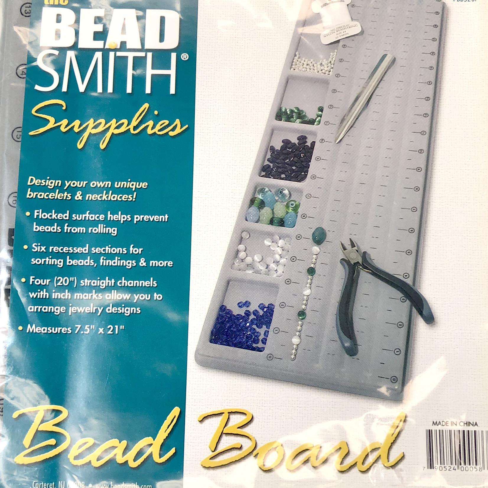 Bead Design Boards 21in Straight Channel