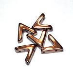 Potomac Beads Potomac Exclusives Ava® Capri Full Gold 20pcs