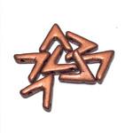 Potomac Beads Potomac Exclusives Ava® Copper 20pcs