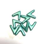 Potomac Exclusives Ava® Metallic Emerald