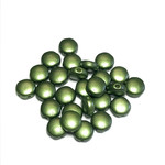 Potomac Beads Potomac Exclusives DiscDuo® Pastel Olivine 50pcs