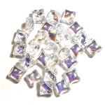 WibeDuo® Crystal AB 25pcs