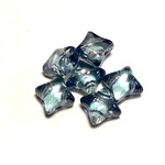 WibeDuo® Crystal Baby Blue Luster 25pcs