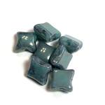 WibeDuo® Jade Terracotta Red 25pcs