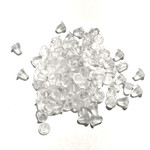 Silicone 5mm Earring Back Stoppers 100pcs