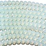Soft Seafoam Opalite 8mm Round