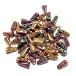 Vexolo® Purple Iris Gold 50pcs
