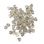 Preciosa 4mm Bicone Crystal Clarite 144pcs