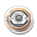 TOHO One-G Thread Orange 125 yd
