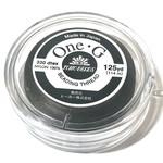 TOHO One-G Thread Brown 125 yd