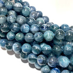 Natural Kyanite Blue/Green 7mm Round