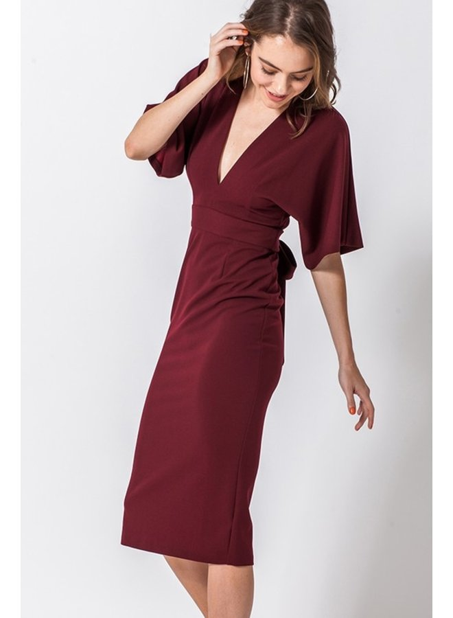 La Vie Rose Dress