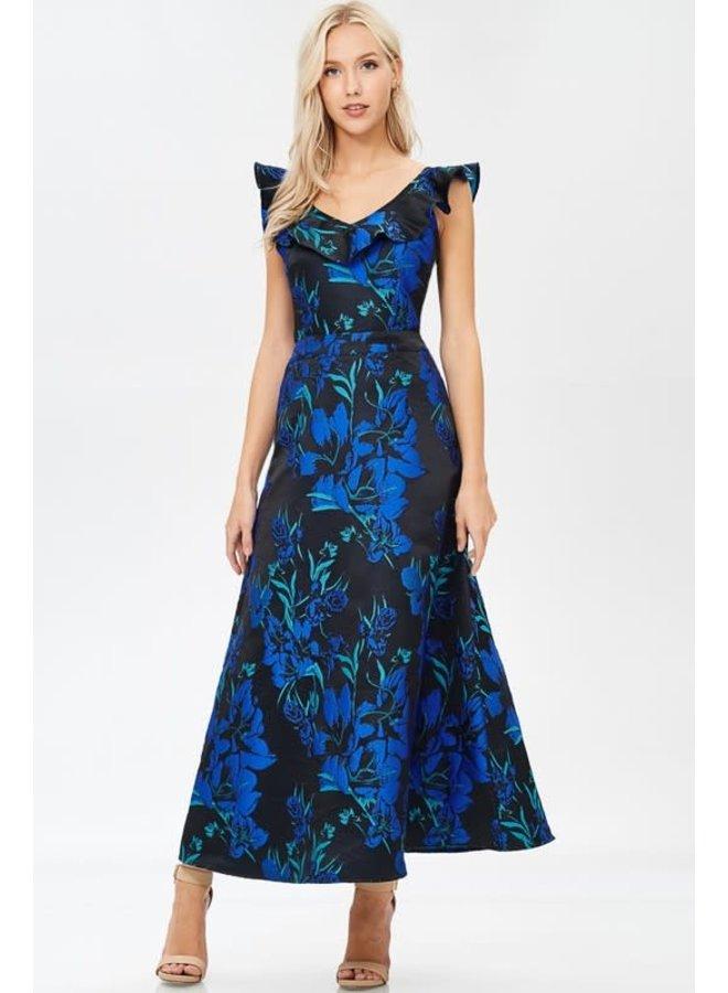 Azul Dress