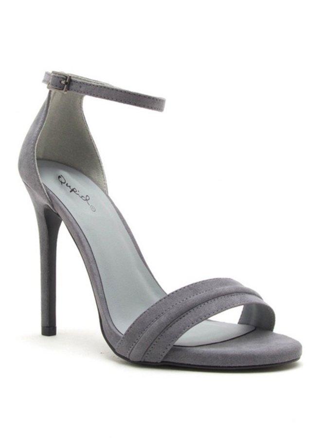 Plain Open Toe Sandals