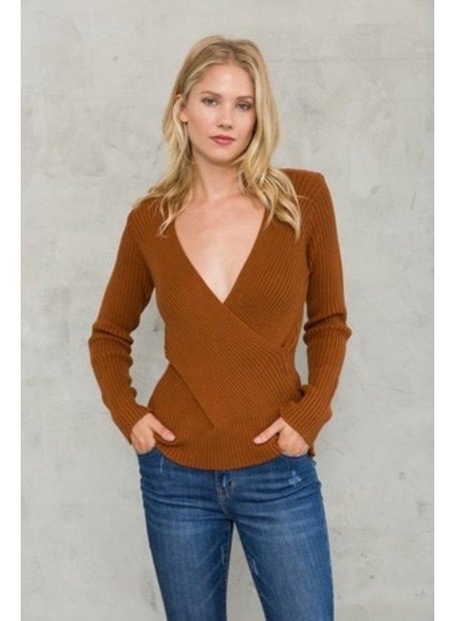 Cognac Sweater
