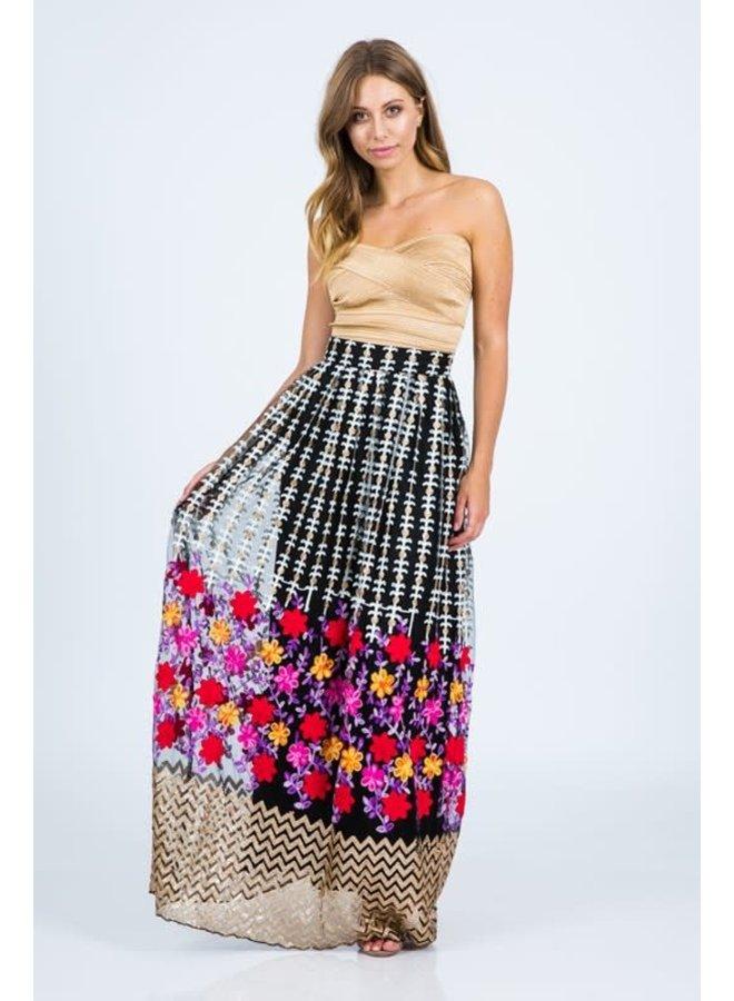Bridget Long Skirt