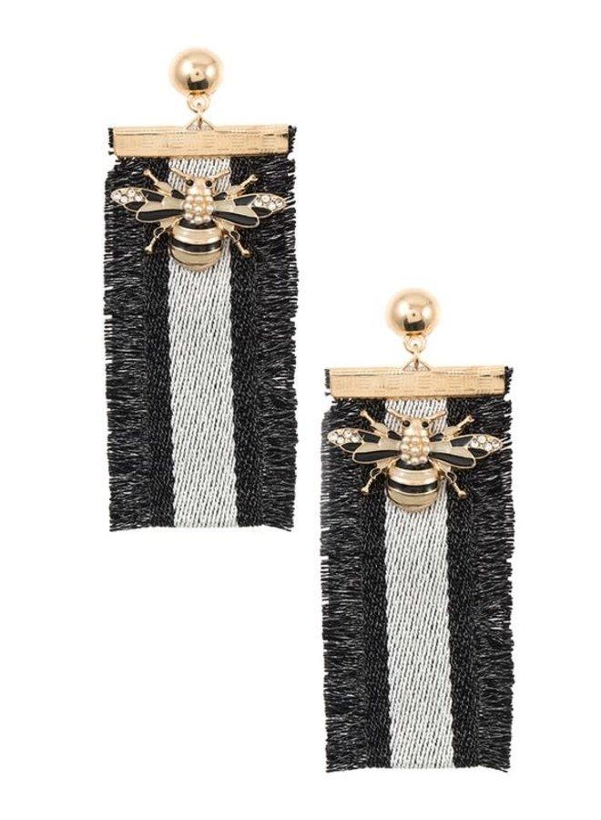 Lux Bee Earrings