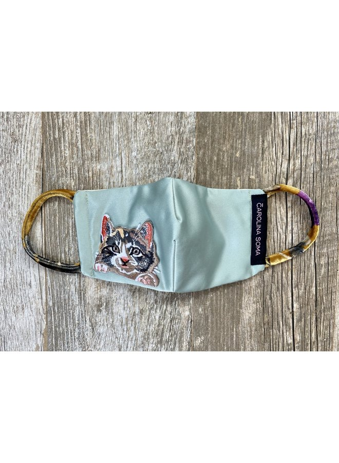 Milo Kitten Face Mask