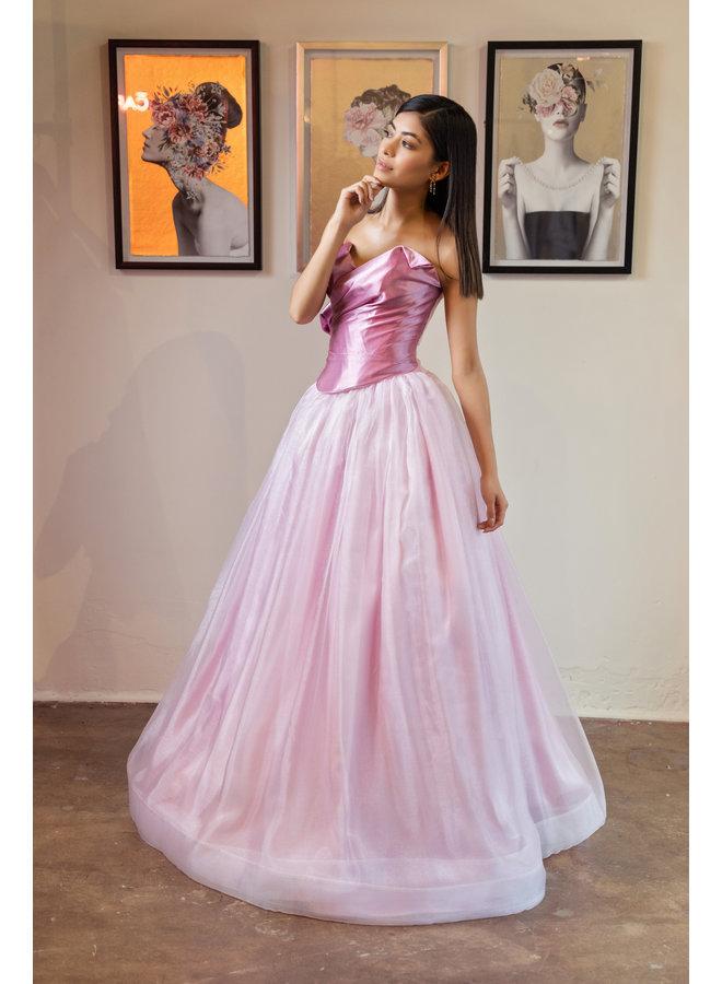 Rosa Quinceañera Dress