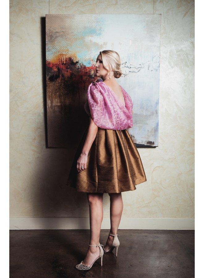 Queen Deborah Dress
