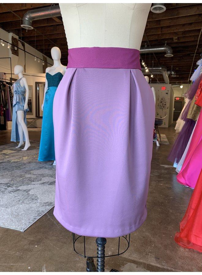 Lavander Skirt