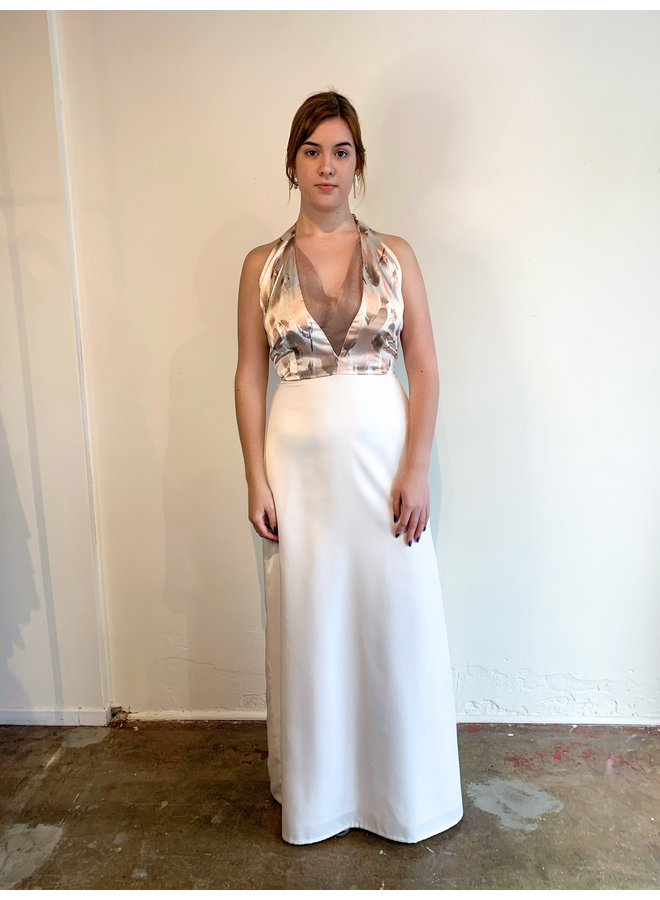 Serenity  Gown