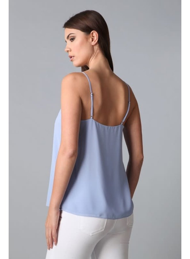 Strappy Detail Top