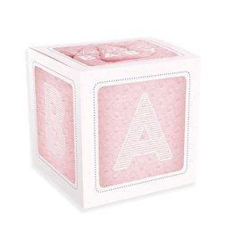 Baby Block Blanket-Gift Boxed