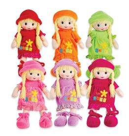 18in Plush Dolls