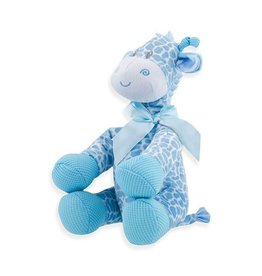 Baby Giraffe Plush Rattle