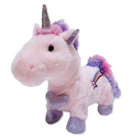 Cuddle Barn Animated Starry Sparkle Unicorn