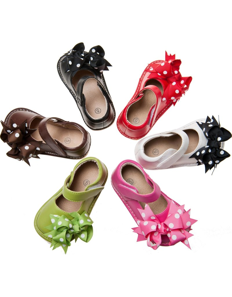 Clip Style Squeaky Shoes