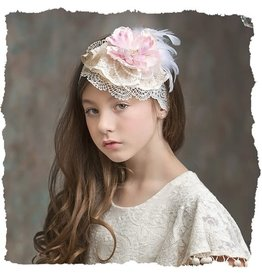 "Frilly Frocks ""Millicent"" Headband"