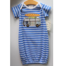 Haute Baby Boy's Hang Ten Gown