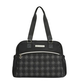SoHo Collections Lincoln 5pc Tote Diaper Bag