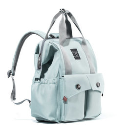 SoHo Collections Rockaway 3pc Backpack Diaper Bag