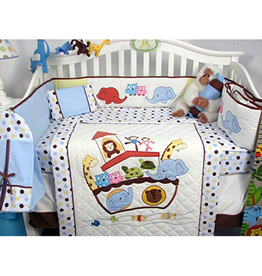 SoHo Collections SoHo Baby Nursery Bedding