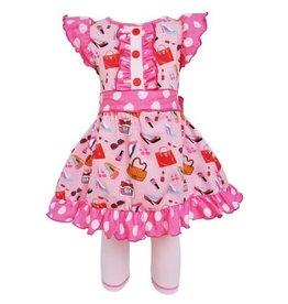 Ann Loren Make Up Dress Up 2pc Set