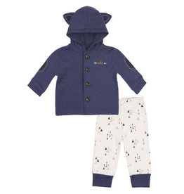 Asher and Olivia Hoodie 2pc Set-Wild
