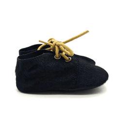 Le Petit ChouChou Genuine Leather Oxford Shoes